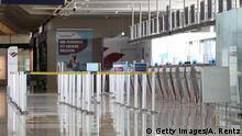 BG Deutschland steht still | Flughafen Köln/Bonn