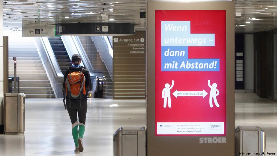 BG Deutschland steht still | Bahnhof München