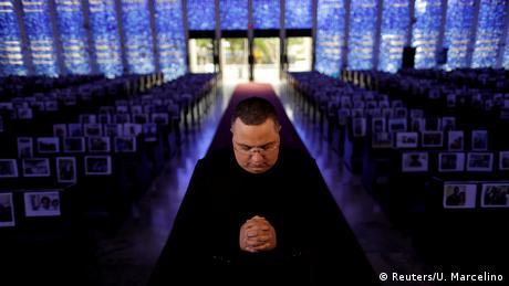 BdTD Online Gottesdienst Karfreitag Brasilien (Reuters/U. Marcelino)