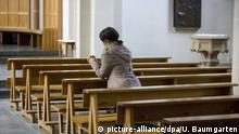 Gebet Zuhause Isolation Kirchen geschlossen Coronavirus