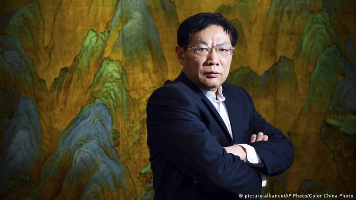 Coronavirus Ren Zhiqiang Kritiker China