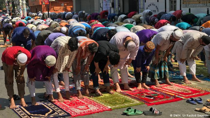 Ovakva okupljanja i zajedničke molitve ove godine neće biti moguća.