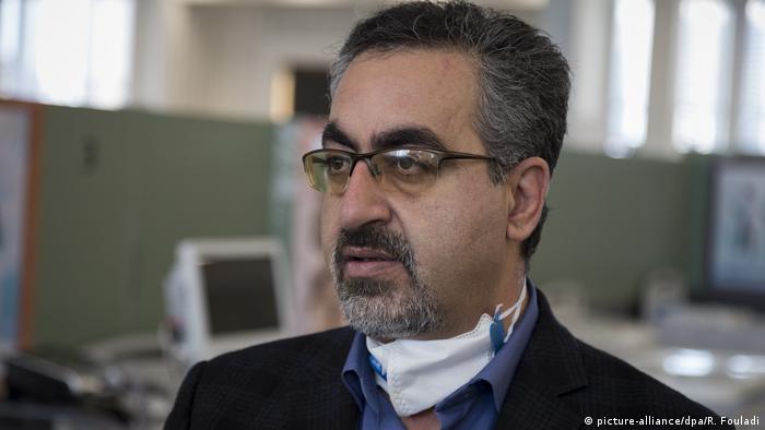 Iran Covid-19 Coronavirus Kianoush Jahanpour