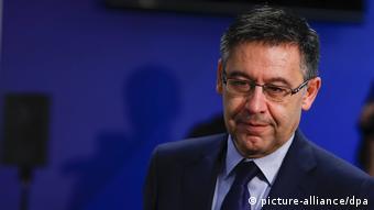 Fußball | FC Barcelona | Josep Maria Bartomeu
