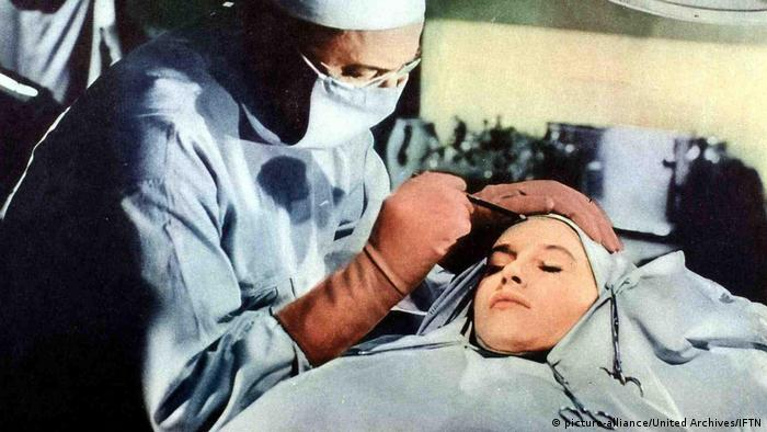 Глаза без лица (1960)