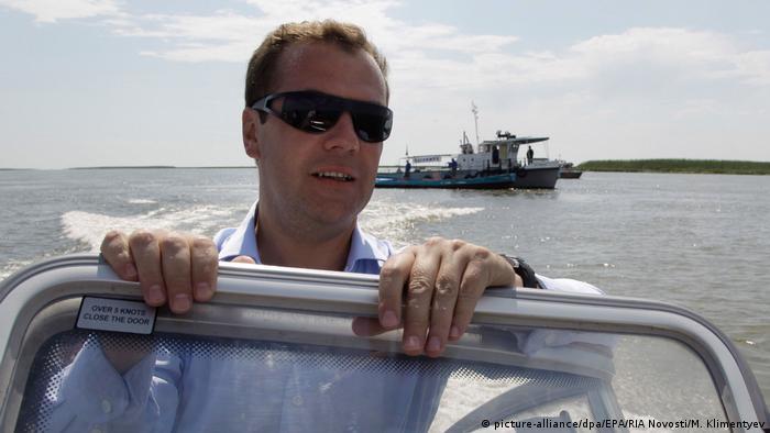 Зампредседателя Совета безопасности РФ Дмитрий Медведев (фото из архива)