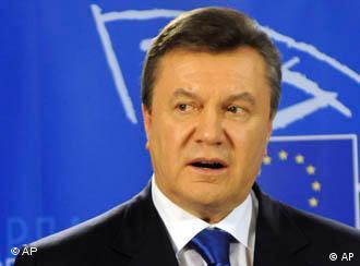 Viktor Janukowitsch (Foto: AP)