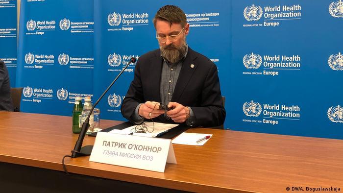 Миссия ВОЗ: Беларусь должна готовиться к худшему сценарию