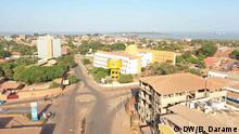 Photos from the city of Bissau, capital of Guinea-Bissau, fulfilling the state of emergency due to the Covid-19 Date: 11.04.2020 Author: Braima Darame, DW Place: Bissau, Guinea-Bissau