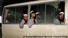 Afghanistan Kabul | Taliban werden aus dem Bagram Gefängnis entlassen