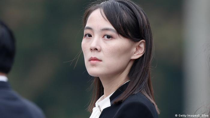 North Korea: Kim's sister threatens to end military pact over leaflets
