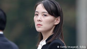 Kim Yo Jong Nordkorea (Getty Images/J. Silva)
