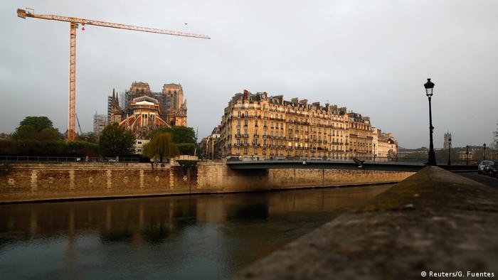 Frankreich Paris | Kathedrale Notre-Dame de Paris (Reuters/G. Fuentes)