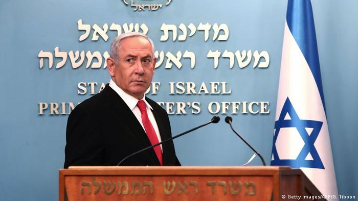 Israel Jerusalem | Benjamin Netanjahu, Ministerpräsident (Getty Images/AFP/G. Tibbon)