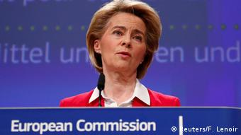 Ούρσουλα φον ντερ Λάιεν: Το Λουξεμβούργο έχει τον τελευταίο λόγο όσον αφορά το ευρωπαϊκό δίκαιο. Κανείς άλλος
