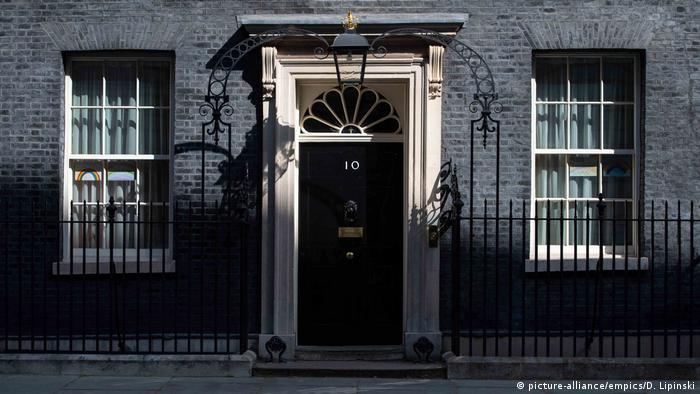 Официальная резиденция премьер-министра Великобритании Бориса Джонсона