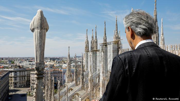 BdTD Italien Duomo Kathedrale Mailand