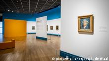 Van Gogh Museum während der Corona-Krise