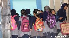 Coronavirus Indien Kolkatta Kinder leiden unter Schulschließungen