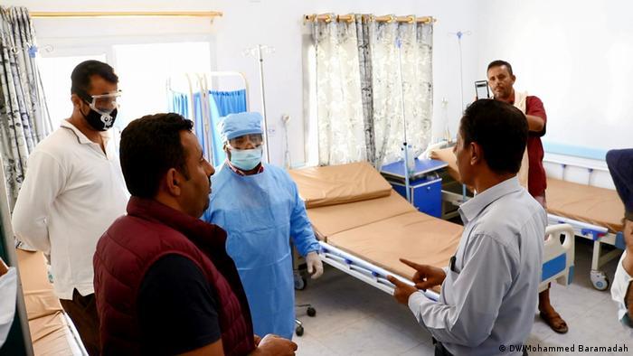 Coronavirus Jemen