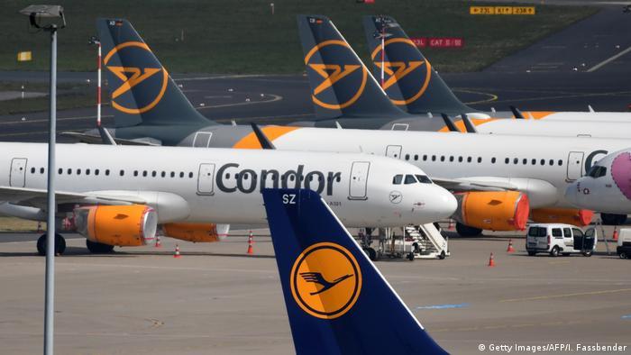 Fluggesellschaft Condor