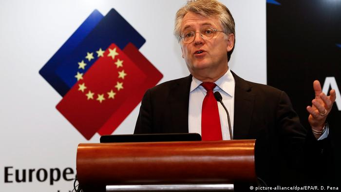 Jörg Wuttke (picture-alliance/dpa/EPA/R. D. Pena)