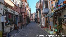Türkei Istanbul | Coronavirus & Ausgangssperre | Balat-Viertel