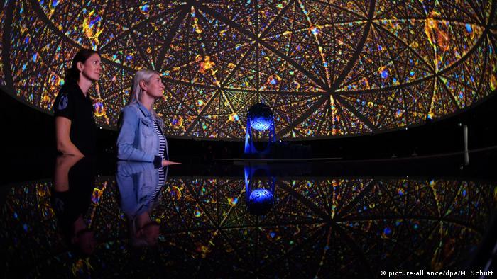 Zeiss-Planetarium, Jena (picture-alliance/dpa/M. Schutt)
