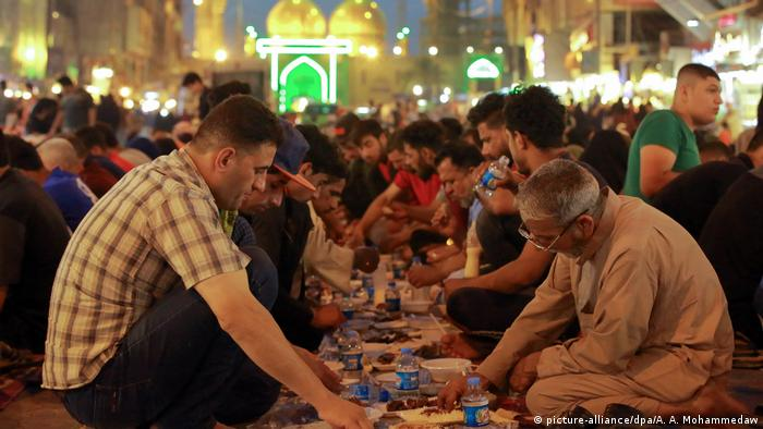 Irak Coronavirus - Ramadan (picture-alliance/dpa/A. A. Mohammedaw)