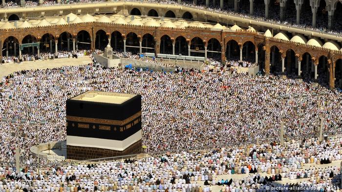 Saudi-Arabien Mekka (picture-alliance/dpa/Y. Arhab)