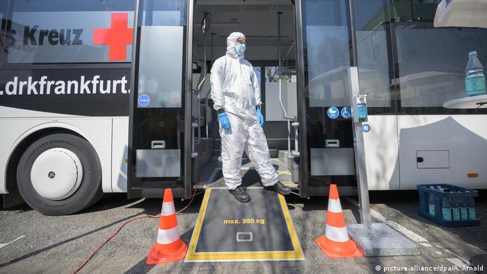 أجرت ألمانيا أكثر من مليون تحليل على المشتبه بهم منذ بداية انتشار كورونا في البلاد.