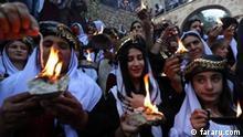 Neujahrsfest der Jesiden im Irak