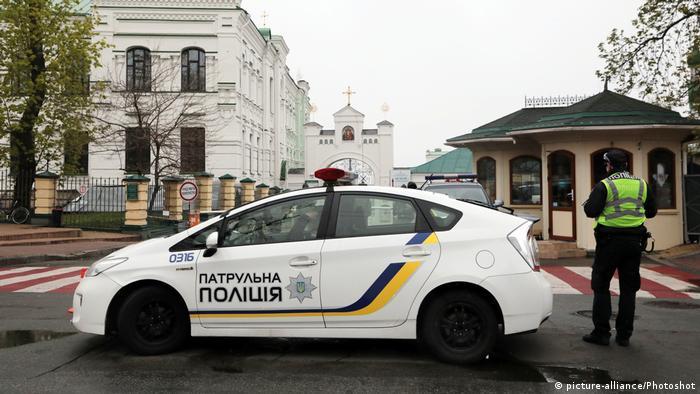 Kiew | Höhlenkloster Kyiv Pechersk Lavra steht unter Quarantäne