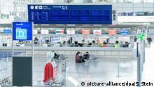 Deutschland Coronavirus Flughafen Frankfurt