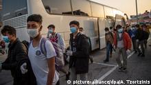 Griechenland Athen unbegleitete minderjährige Flüchtlinge nach Luxemburg und Deutschland