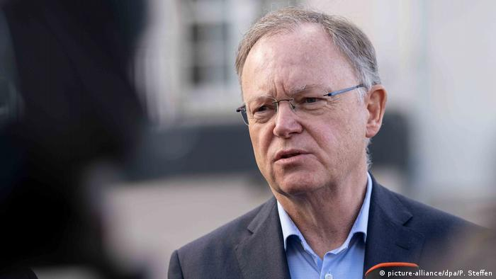Stephan Weil niedersächsischer Ministerpräsident (picture-alliance/dpa/P. Steffen)