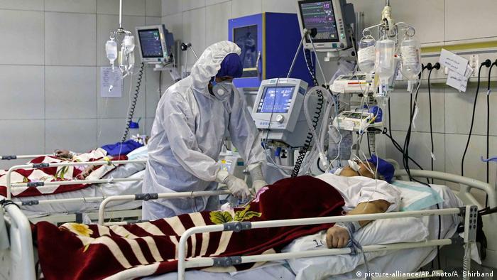 Iran Teheran Coronavirus