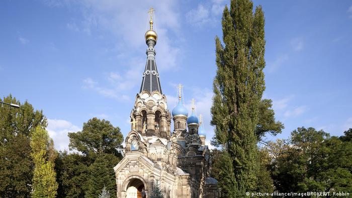 Церковь Преподобного Симеона Дивногорца в Дрездене