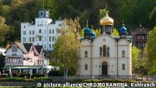 Bad Ems, Russ.-Orthodox. Kirche, Rheinl.-Pfalz, Germany | Verwendung weltweit