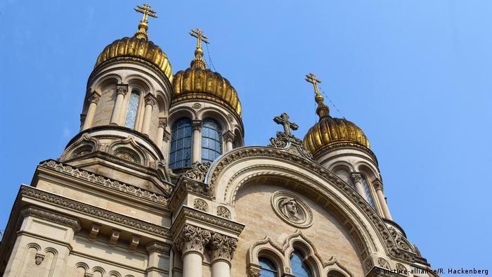 Церковь Святой Елисаветы в Висбадене