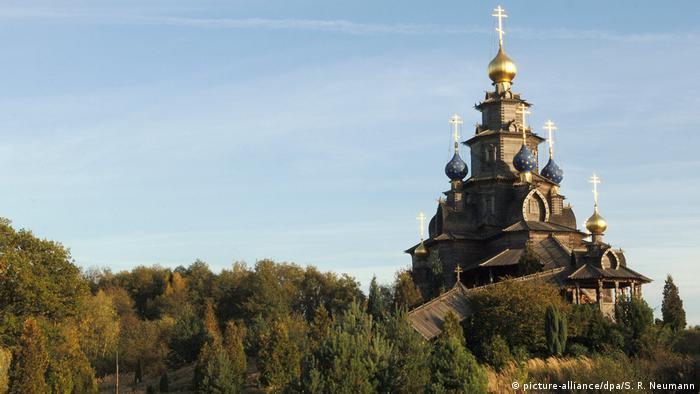 Храм Святого Николая в Гифхорне