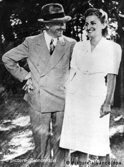 Ева Браун, тайная возлюбленная Гитлера   Что читают в Германии ...