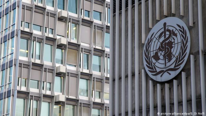 Schweiz Genf - Hauptsitz der Weltgesundheitsorganisation (WHO) (picture-alliance/dpa/S. Di Nolfi)