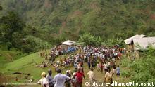 Uganda Erdrutsch