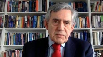 Συνέντευξη του πρώην Βρετανού πρωθυπουργού Γκ. Μπράουν στη DW