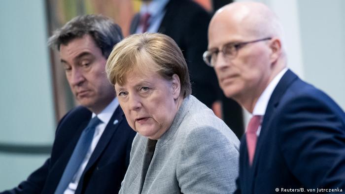 Različite glasine kruže i o njemačkoj kancelarki