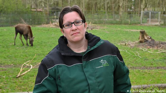 Direktorica zoološkog vrta u Neumünsteru Verena Kaspari