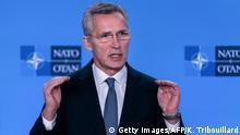 NATO Generalsekretär Jens Stoltenberg