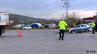 τουρκικές φυλακές, κορωνοϊός, αστυνομικοί
