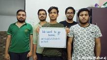 Indien Rajasthan | Wegen Corona gestrandete Studenten